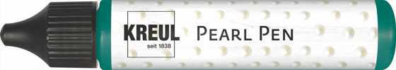 KREUL Pearl Pen, 29 ml, Smaragd