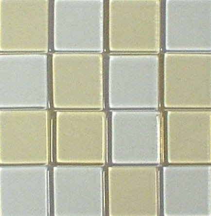 Mosaic Acryl, 1 x 1 cm, ca. 50 g, transparent, mondstein