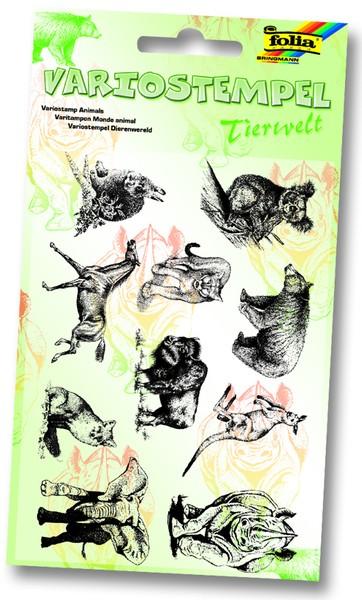 Variostempel - Tierwelt