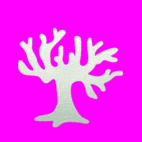 Stanzer Baum, 64 x 63 mm