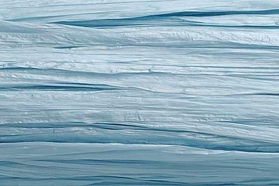Edelbast Viscose, 30 m, glänzend himmelblau
