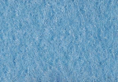 Bastelfilz, Polyester-Filzplatte 3mm, 30x45 cm, hellblau