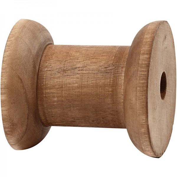 Spule, aus Holz, 50 mm