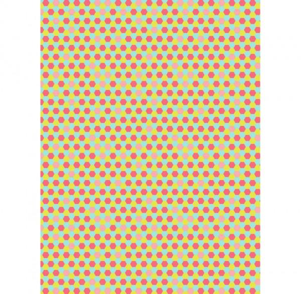 Decopatch-Papier,30x39cm, Motiv Nr. 713