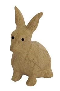 decopatch Tierfigur Hase, sitzend, 7,5 x 4,5 x 10cm