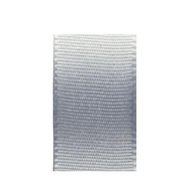 Uni-Taftband, Länge 10 m, Breite 25 mm, weiß