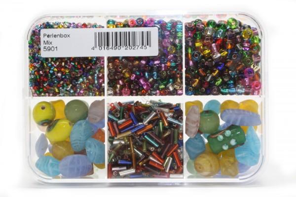 Sortimentsbox Perlen, Mix