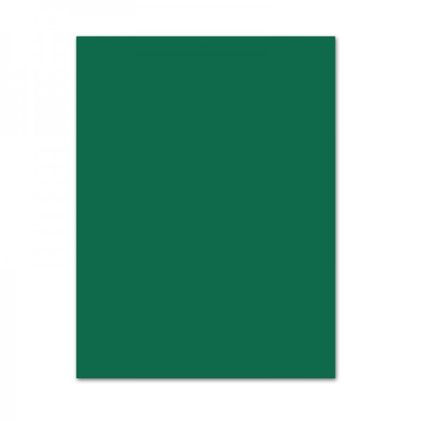 Fotokarton, 10er Pack, 300 g/m², 50x70 cm, tannengrün