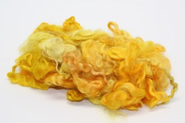 Wensleydale-Locken, 20 g, gelb