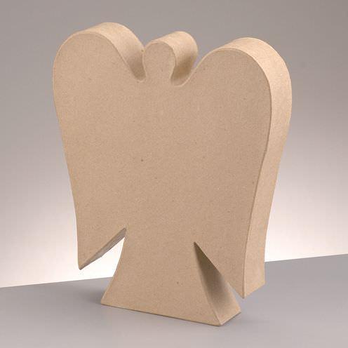 Engel Silhouette B, 25 x 21,5 x 4 cm