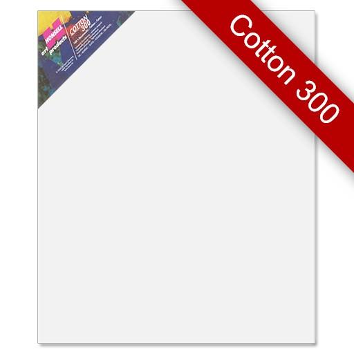 Keilrahmen Cotton 300, 50x60 cm