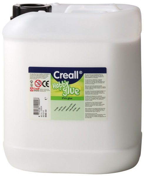 Creall-hobbyglue, Bastelkleber, 5000 ml