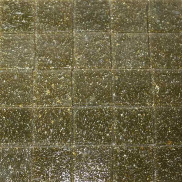 Mosaic Artdecor, 2 x 2 cm, ca. 1 kg, dunkelbraun