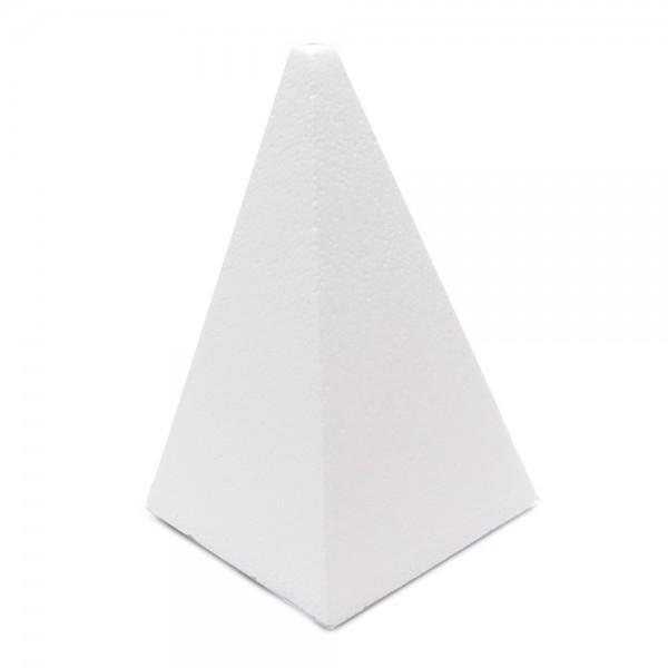 Styropor-Pyramide, 15cm