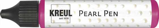 KREUL Pearl Pen, 29 ml, Pink