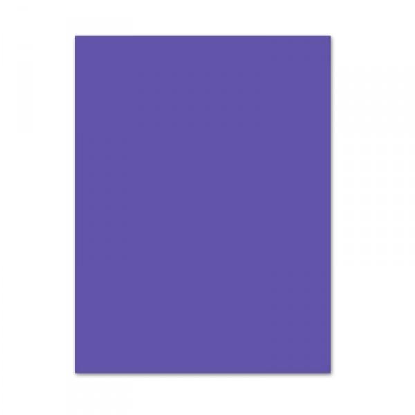Blumenseide, 5 Bogen, 50 x 70 cm, violett