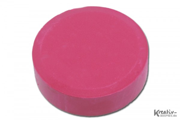 EBERHARD FABER Tempera-Farbtablette, Ø 44 mm, karmin rosa