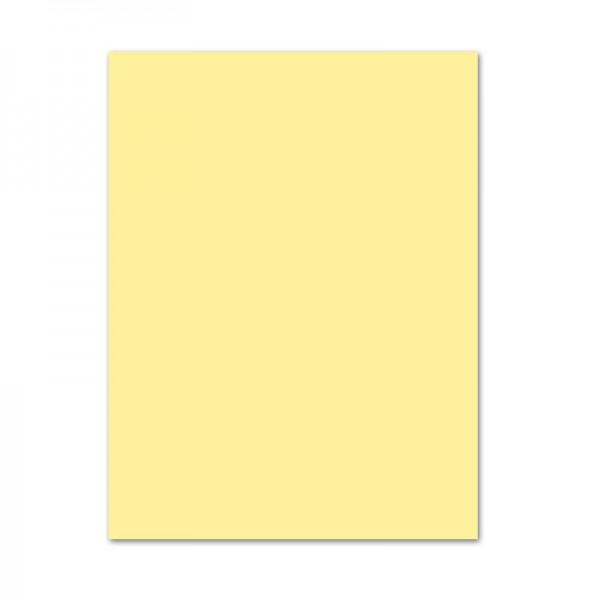 Fotokarton, 10er Pack, 300 g/m², 50x70 cm, strohgelb