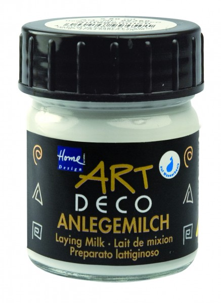 ART DECO Anlegemilch, 50 ml