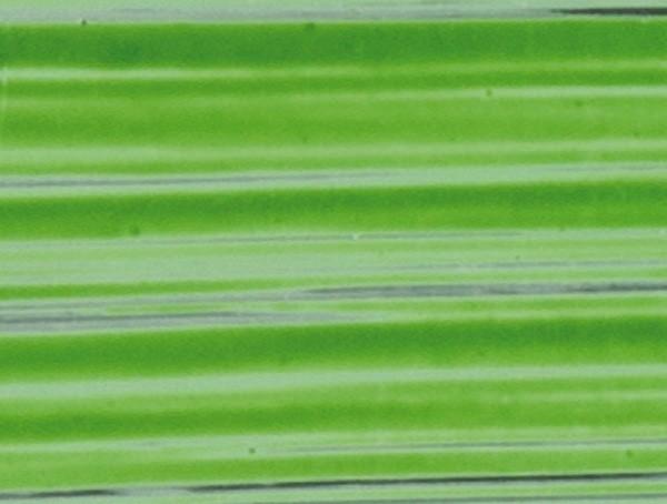 Verzierwachsplatten, gestreift, 200x100x0,5mm, 10 St., grün