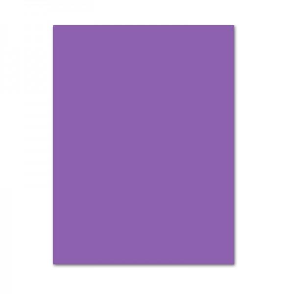 Tonpapier, 10er Pack, 130 g/m², 50x70 cm, Flieder