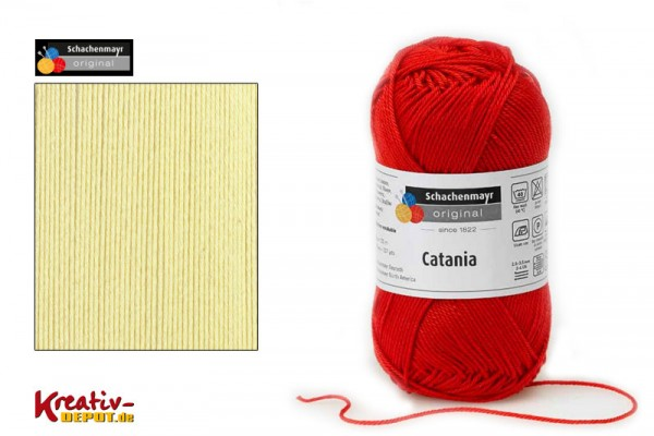Schachenmayr Wolle - Catania, 50g, mimose