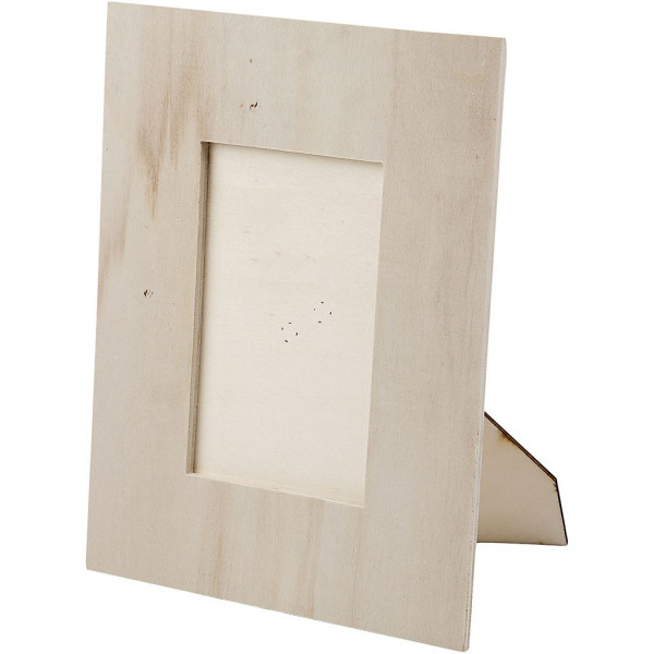 Holzrahmen mit breiter Kante,16x20cm