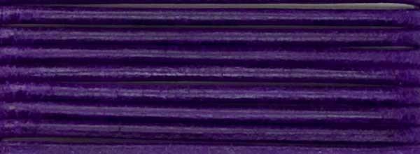 Lederriemen, 1,2 mm Ø - 1 m, Ziegenleder, violett