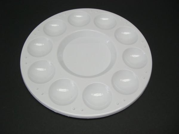 Kunststoffpalette, 17 cm, rund