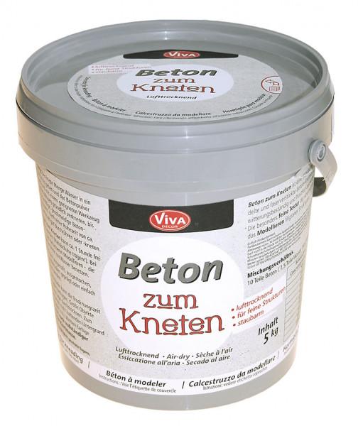 Beton zum Kneten - 5kg