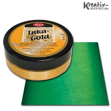 Viva Decor Inka-Gold, 62,5 g, Smaragd