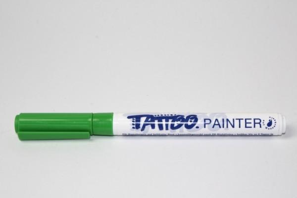 Hobby Line Körpermalstift Tattoo Painter, Grün