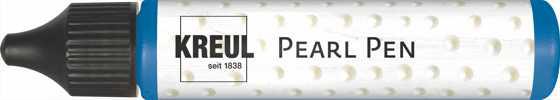 KREUL Pearl Pen, 29 ml, Saphirblau