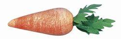 Karotte aus Watte, 40 mm, 4 Stück