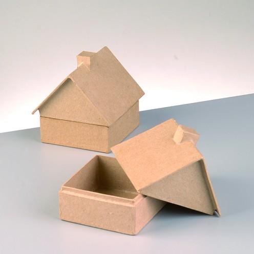 Box Landhaus, 11 x 11 x 11 cm