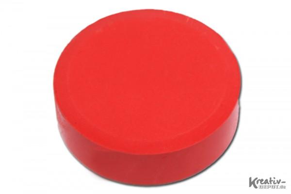 EBERHARD FABER Tempera-Farbtablette, Ø 44 mm, geraniumrot hell