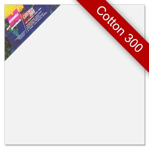 Keilrahmen Cotton 300, 30x30 cm, 6 Stück