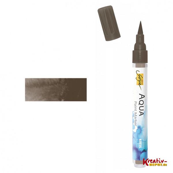 Aqua Paint Marker - Havannabraun