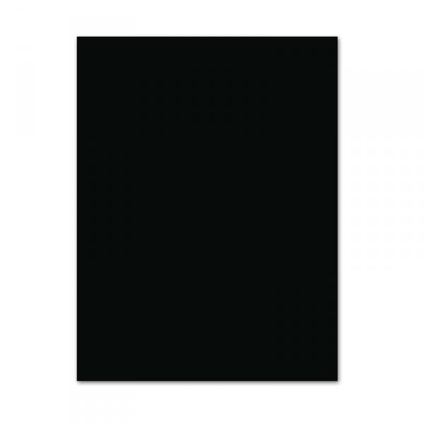 Blumenseide, 5 Bogen, 50 x 70 cm, schwarz