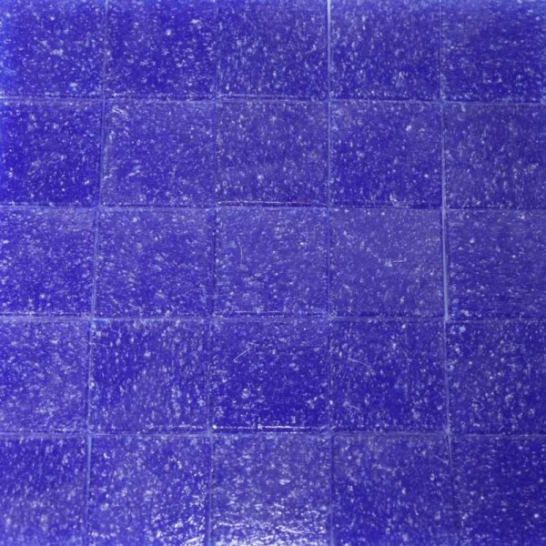Mosaic Artdecor, 2 x 2 cm, ca. 1 kg, dunkelblau