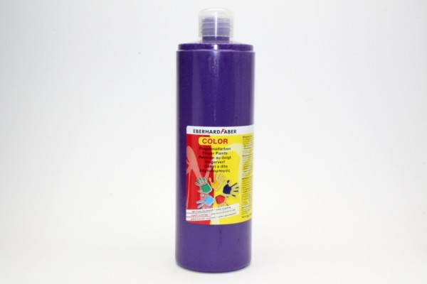 EBERHARD FABER Fingermalfarbe, 750 ml, purpurviolett