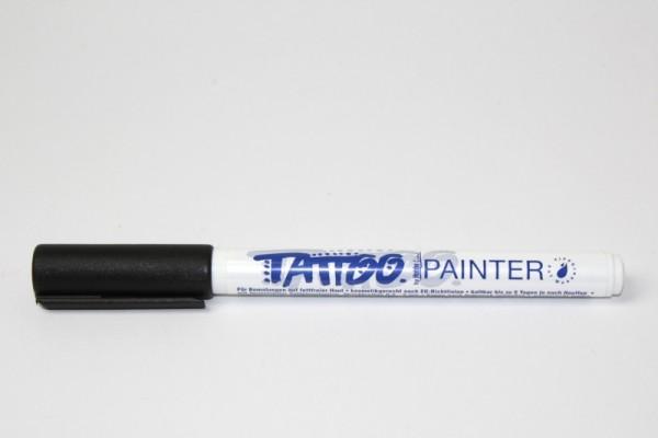 Hobby Line Körpermalstift Tattoo Painter, Schwarz