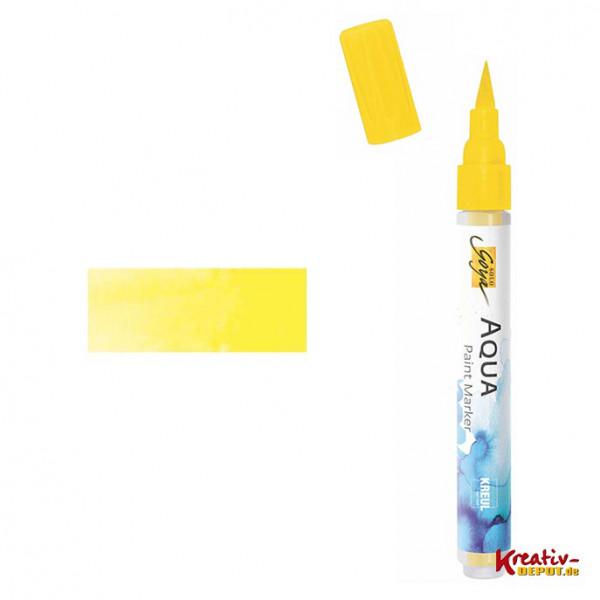 Aqua Paint Marker - Kadmiumgelb