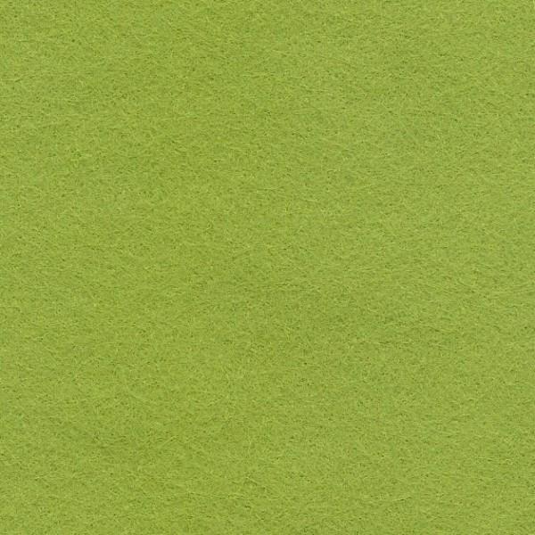 Bastelfilz, 1mm, 20x30cm, 10er Pack, hellgrün
