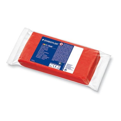 STAEDTLER® NORIS Club® Plastilin Knete, 1000 g, rot