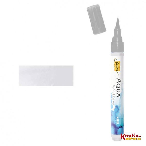 Aqua Paint Marker - Hellgrau