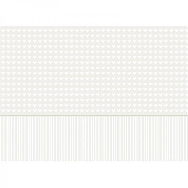 Decoupage-Papier, 17g, 25x35cm, 10 Blatt, Motiv Nr. 560