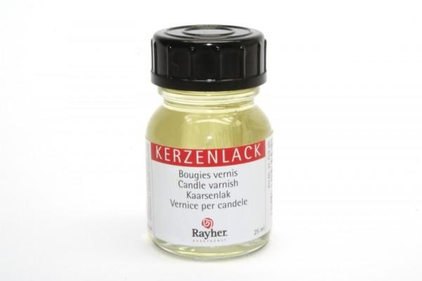 Kerzenlack, 25 ml