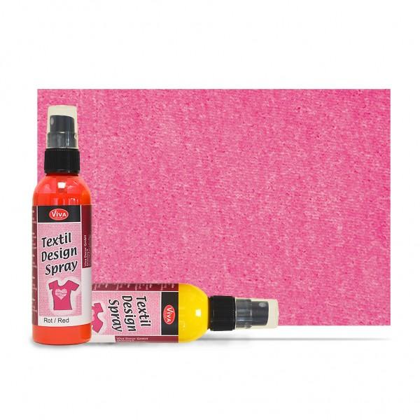 Viva Decor Textil Design Spray - Pink