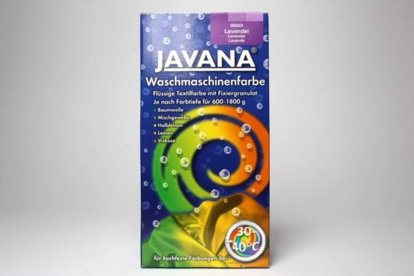 JAVANA Waschmaschinenfarbe, Lavendel